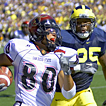 Michigan Football - Go to the Football photo page